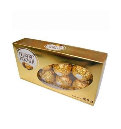 Chocolates Ferrero 8 units
