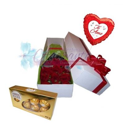 Roses and Chocolate Box 2